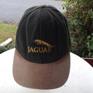 Mens jaguar hat.